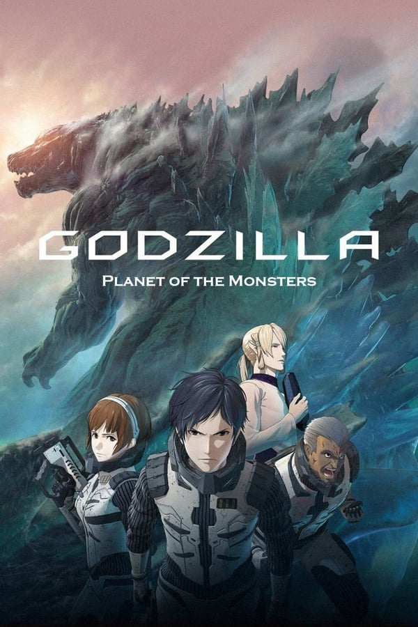 Assistir Godzilla: Planet of the Monsters Online