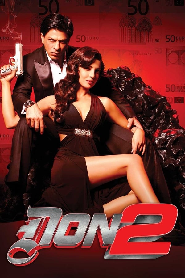 Don 2 (2011) Hindi Full Movie 720p HDRip 1.3GB Download