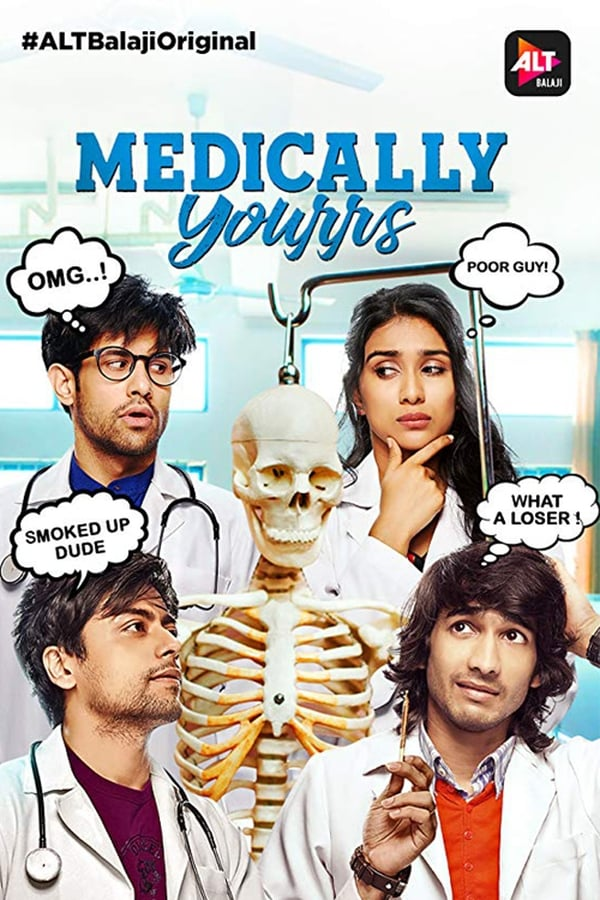 Medically Yourrs  Season 01 All Episodes 1080p WEB-DL | 720p | AltBalaji Exclusive Series   | Download | Watch Online | GDrive | Direct Links