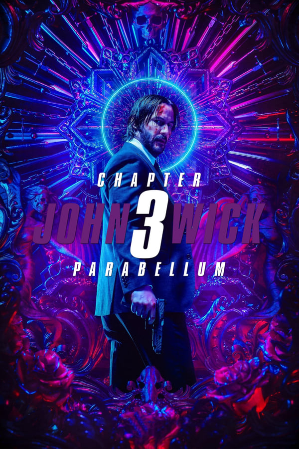 John Wick: Chapter 3 – Parabellum (2019) English 1080p | 720p | 480p | Blu-Ray | 1.6GB, 900MB, 400MB | Download | Watch Online | Direct Links | GDrive