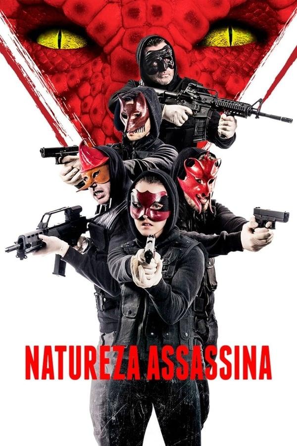 Natureza Assassina poster, capa, cartaz