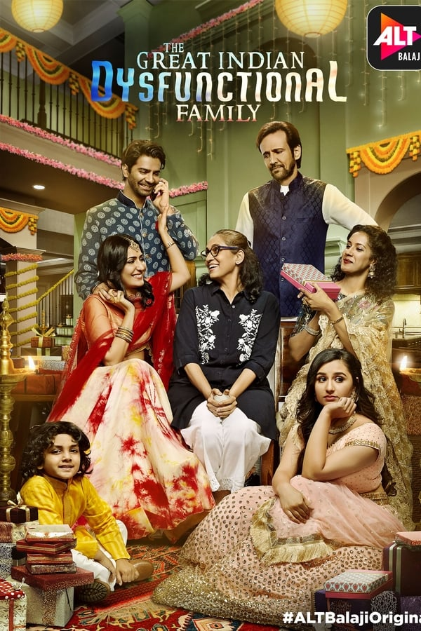 The Great Indian Dysfunctional Family  Season 01 All Episodes 1080p WEB-DL | 720p | AltBalaji Exclusive Series   | Download | Watch Online | GDrive | Direct Links