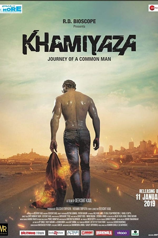 Khamiyaza: Journey of a Common Man (2019) [Hindi 5.1] | x264 AMZN WEB-Rip | 1080p | 720p | Download | Watch Online | GDrive | Direct Links