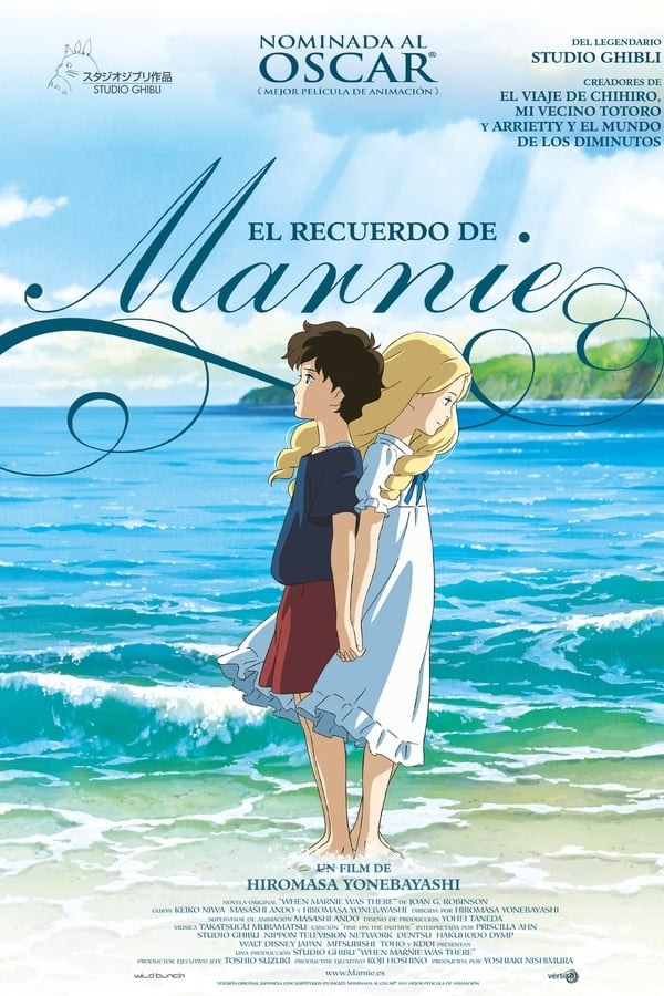 When Marnie Was There (Omoide no Mânî) El recuerdo de Marnie