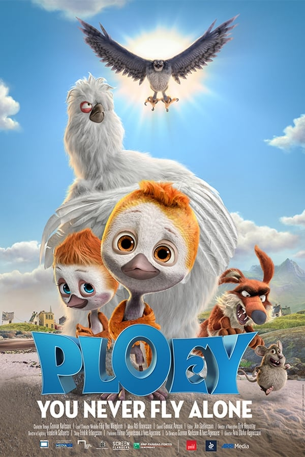PLOJUS / PLOEY:You Never Fly Alone (2018)