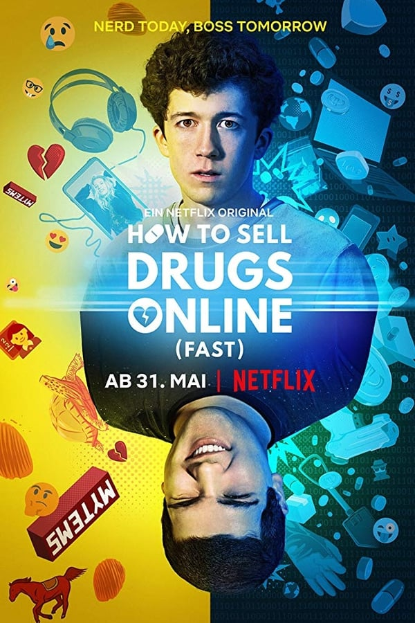 How to Sell Drugs Online (Fast) Saison 1 En Streaming