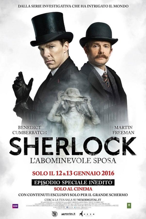 Assistir Sherlock: A Abominável Noiva Online