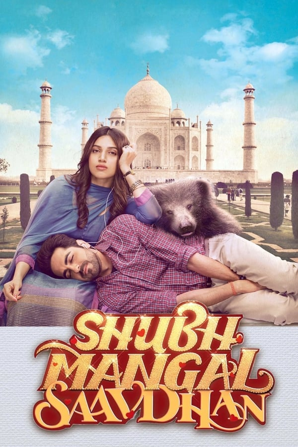 Shubh Mangal Saavdhan (2017) Hindi ESub | x264 AMZN WEB-DL | 1080p | 720p | 480p | Download | Watch Online | GDrive | Direct Links