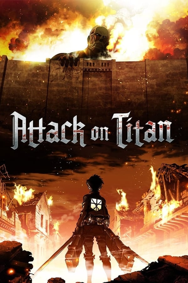 Assistir Shingeki No Kyojin (Attack on titan) Online