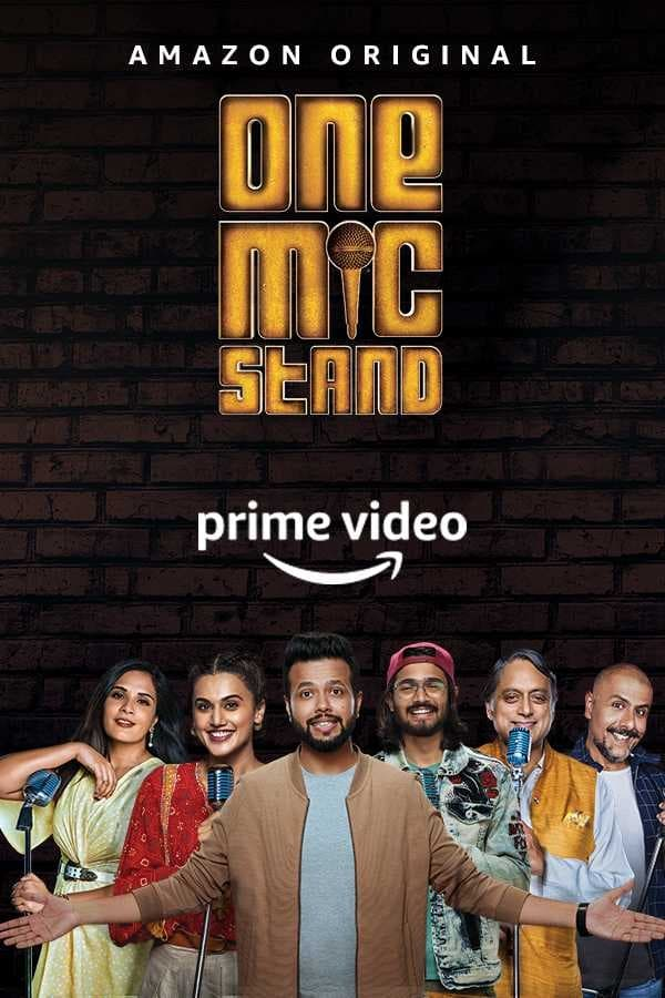 One Mic Stand (2019) Hindi S01 [All Episode] 1080p AMZN WEB-DL | 720p | Amazon Prime Originals | Download | Watch Online