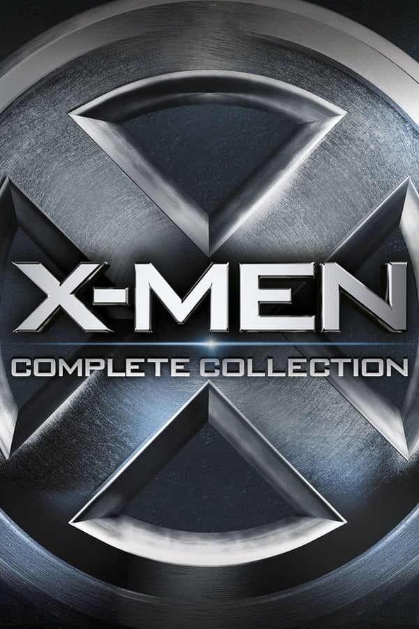 X-Men : All Parts Collection