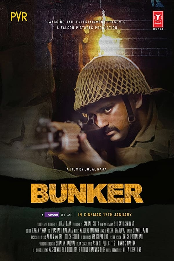 Bunker (2020) Hindi 720p | 480p WEBRip x264 AAC
