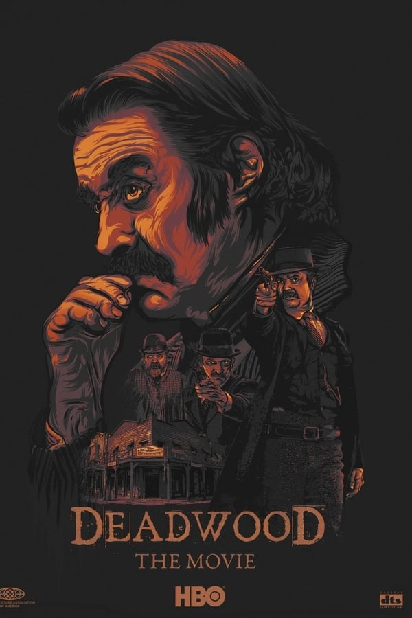 Assistir Deadwood