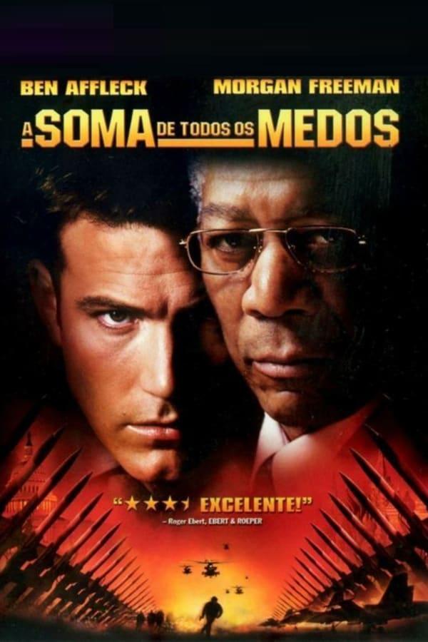 A Soma de Todos os Medos poster, capa, cartaz