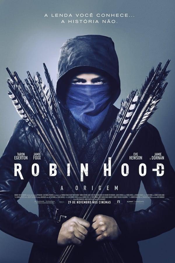 Assistir Robin Hood A Origem Online