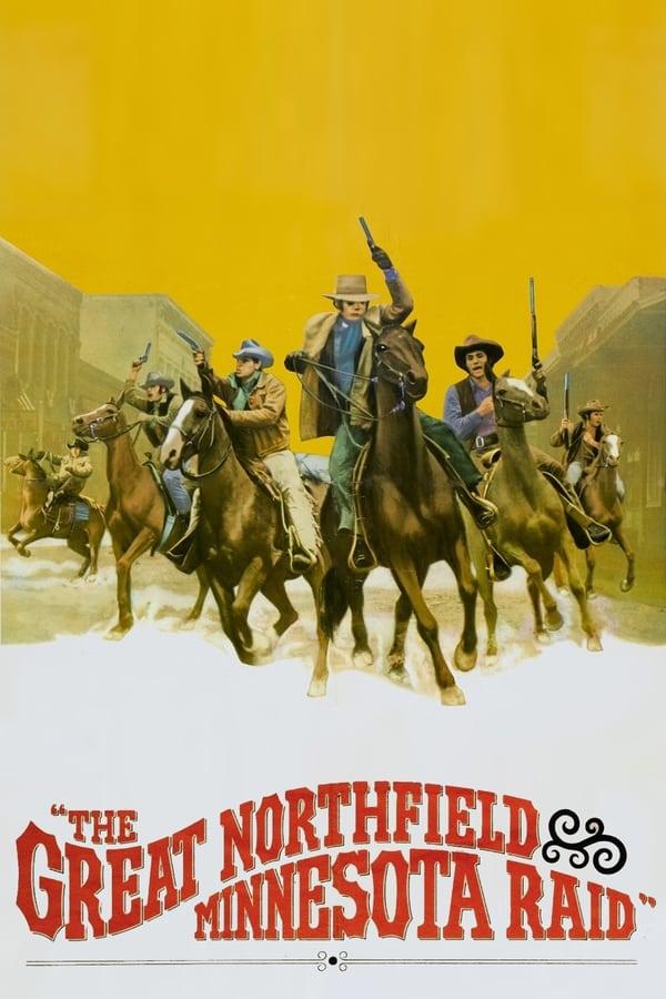 დიდი ძარცვა ნორტფილში / The Great Northfield Minnesota Raid