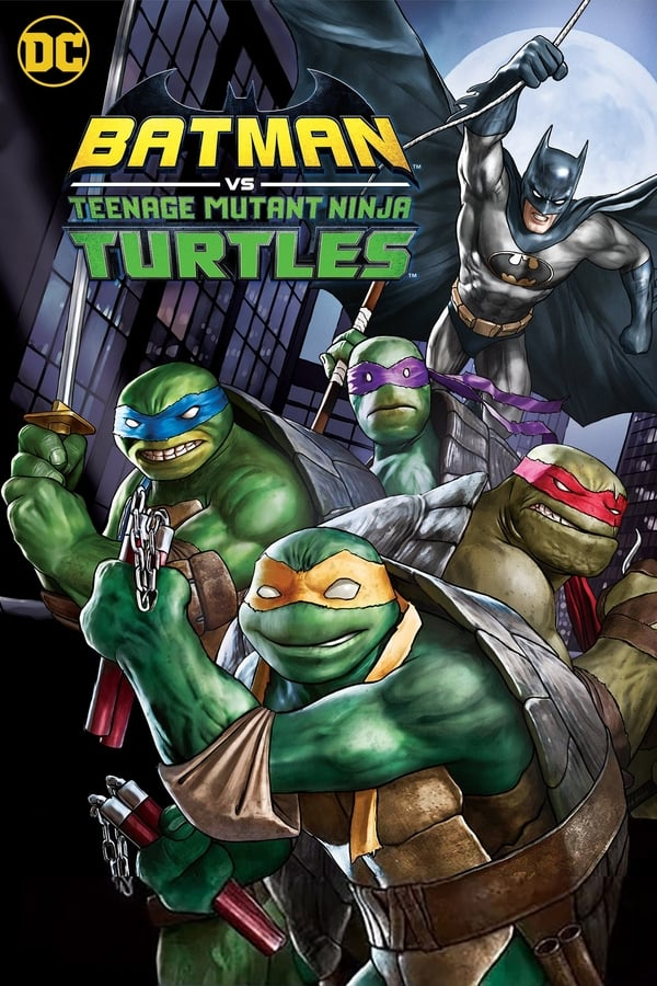 Assistir Batman vs. Teenage Mutant Ninja Turtles Online