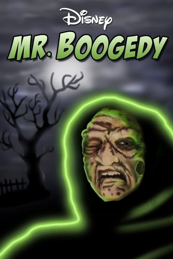Mr. Boogedy (1986) Poster