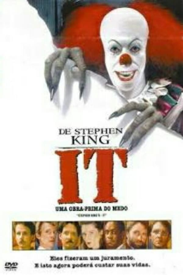 It: Uma Obra Prima do Medo Legendado