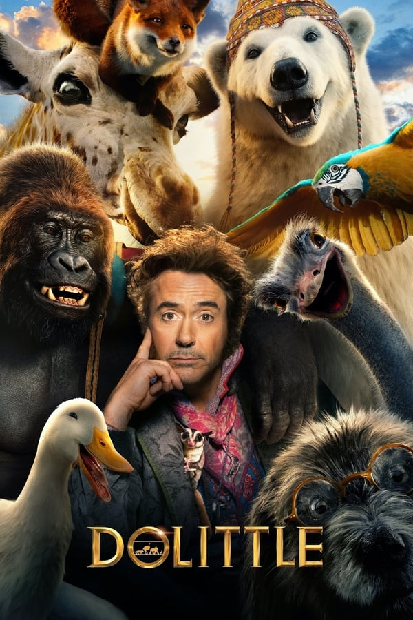 Dolittle (2019) Hindi Dubbed | x264 HDCAM | 720p | 695 MB | Download | Watch Online | Direct Links | GDrive