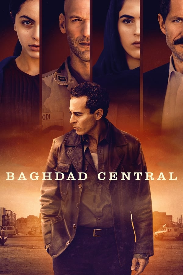 Baghdad Central Season 1 Hindi Dubbed