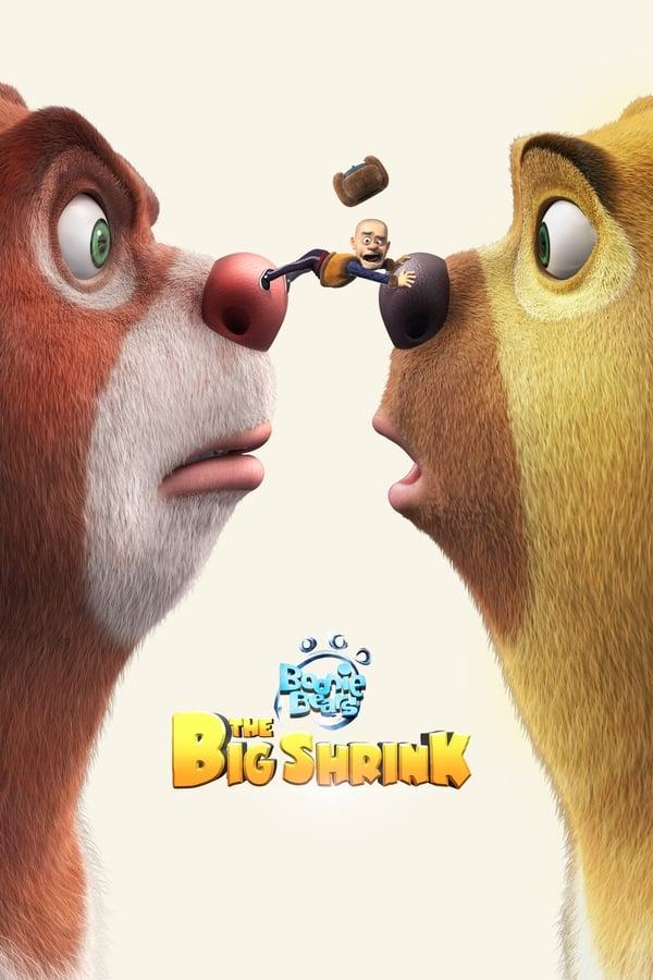 Assistir Boonie Bears: Aventura em Miniatura Online