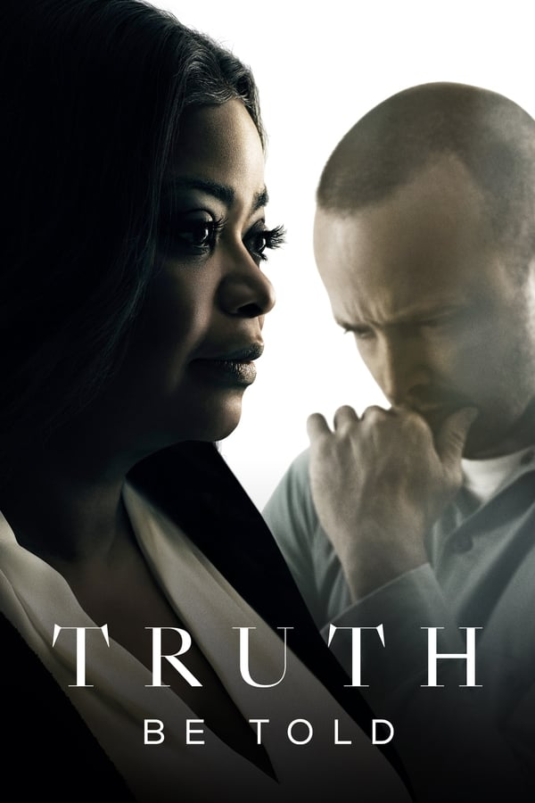 Truth Be Told season 1 poster