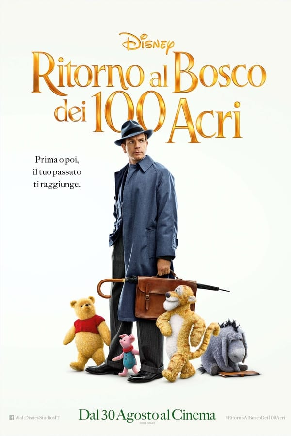 Guarda Ritorno al Bosco dei 100 Acri  Streaming 2018 HD Gratis HD Streaming