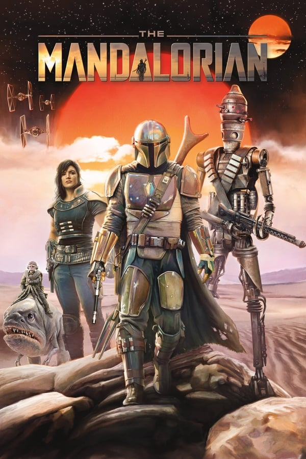 The Mandalorian (2019) English S01 Full Complete 1080p WEB-DL | 720p | Disney+ Exclusive | Download | Watch Online