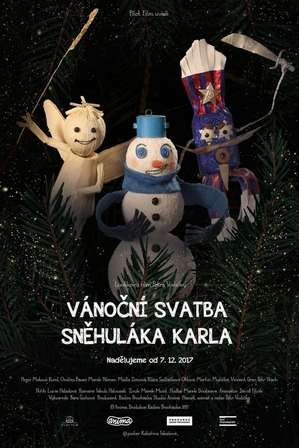 Charlie the Snowman's Christmas Wedding