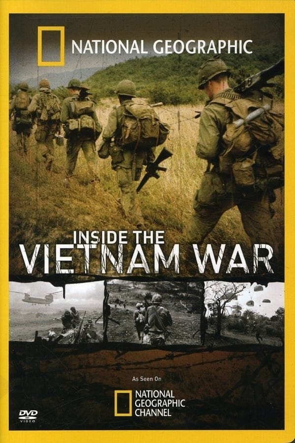 National Geographic – Inside the Vietnam War