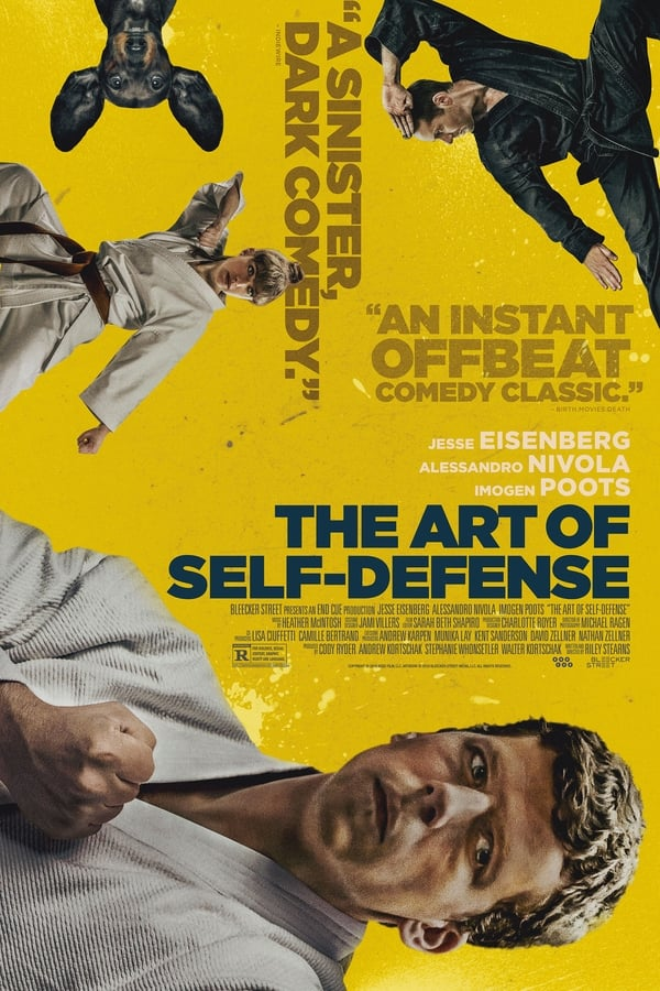 The Art of Self-Defense (2019) English 1080p | 720p | 480p Blu-Ray | 1.6GB, 900MB, 400MB | Download | Watch Online | Direct Links | GDrive