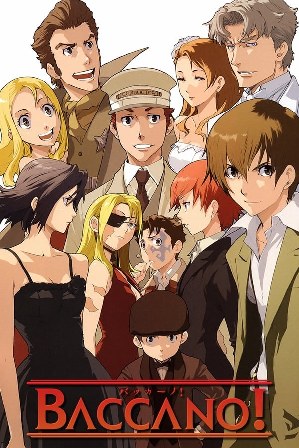 Baccano Online