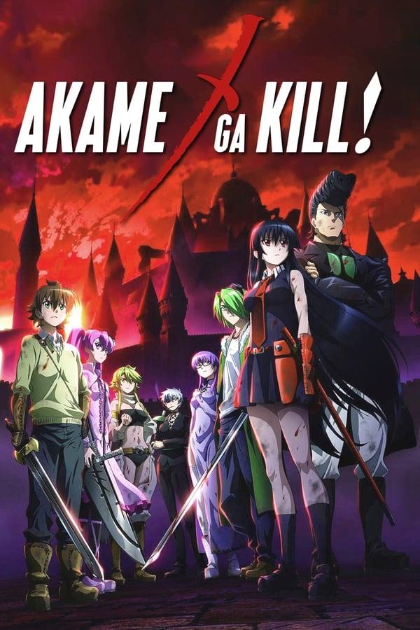 Assistir Akame ga Kill Online