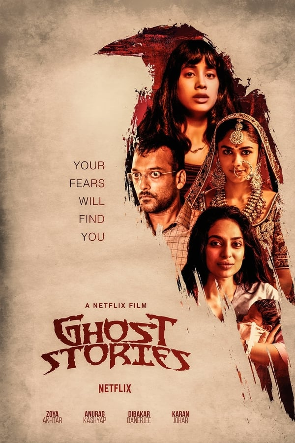Ghost Stories (2020) Hindi | 10bit NF WEB-Rip HEVC | 1080p | 720p | Download Bollywood Movie | Watch Online | GDrive | Direct Links