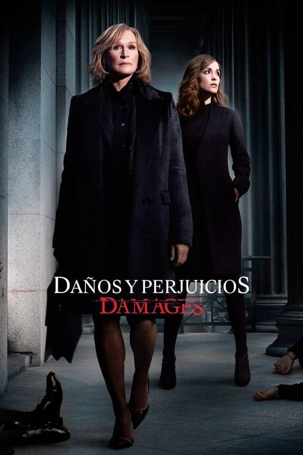 ზარალი სეზონი 3 / Damages Season 3 ქართულად