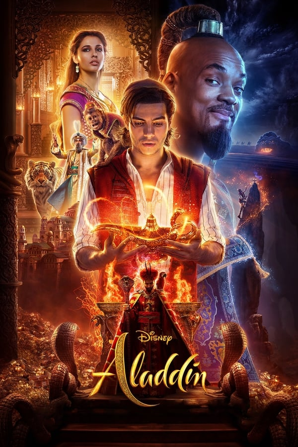 Aladdin (2019) English Full Movie 1080p WEB-DL | 720p | 2.65 GB, 1.05 GB, 640 MB | Free Download | Watch Online | Direct Links | GDrive