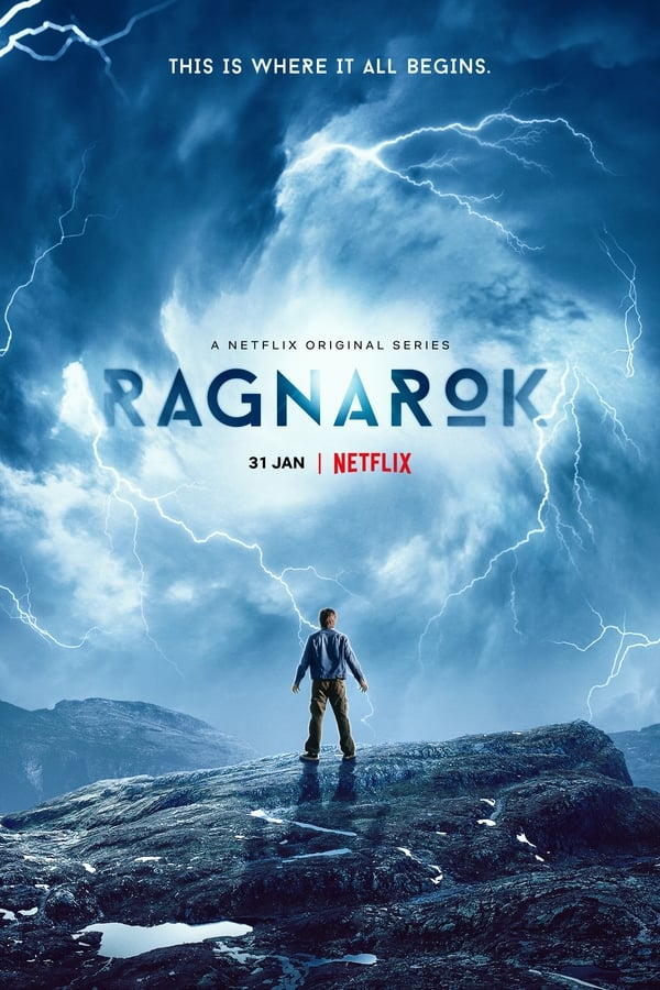 A small Norwegian town experiencing warm winters and violent downpours seems to be headed for another Ragnarök -- unless someone intervenes in time.