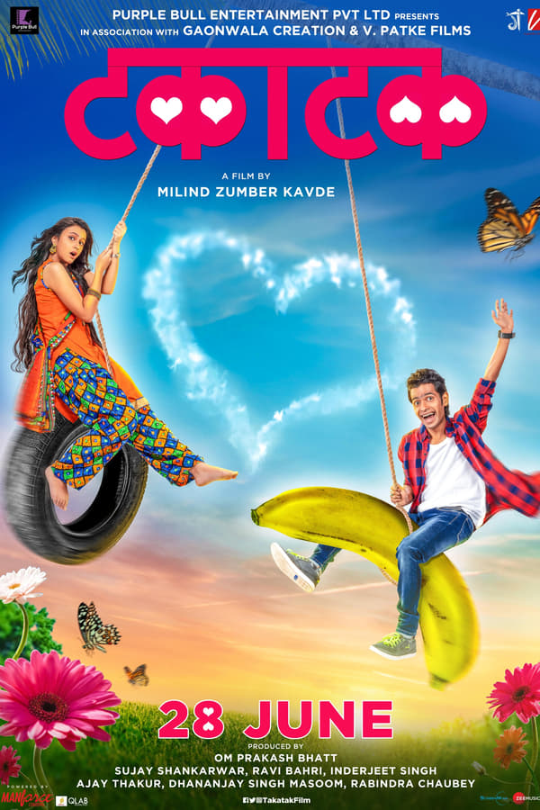 Takatak (2019) Marathi | x264 WEB-DL | 1080p | 720p | 480p |  Download | Watch Online | GDrive | Direct Links