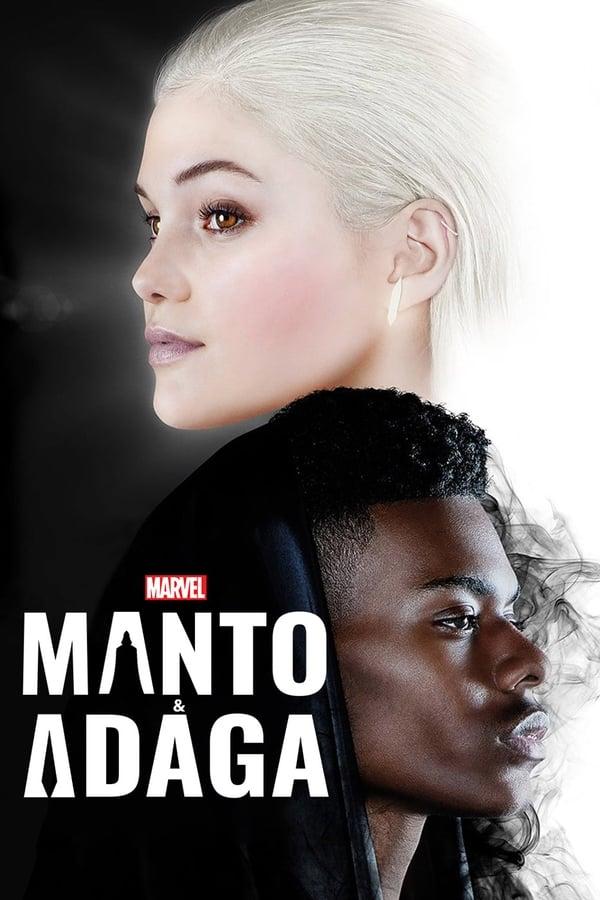 Cloak & Dagger – Marvel – Manto & Adaga