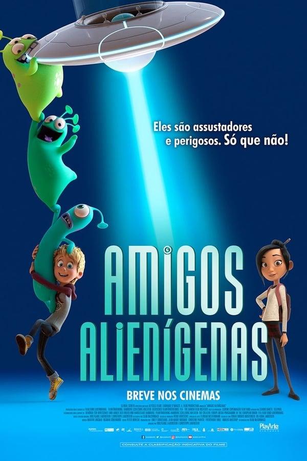 Assistir Amigos Alienígenas Online