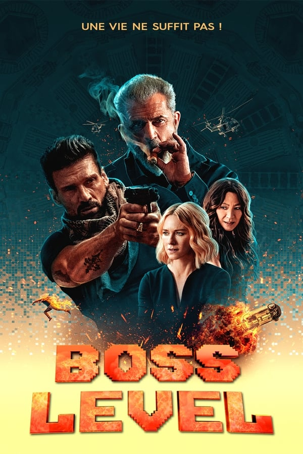 Regarder Boss Level en Streaming