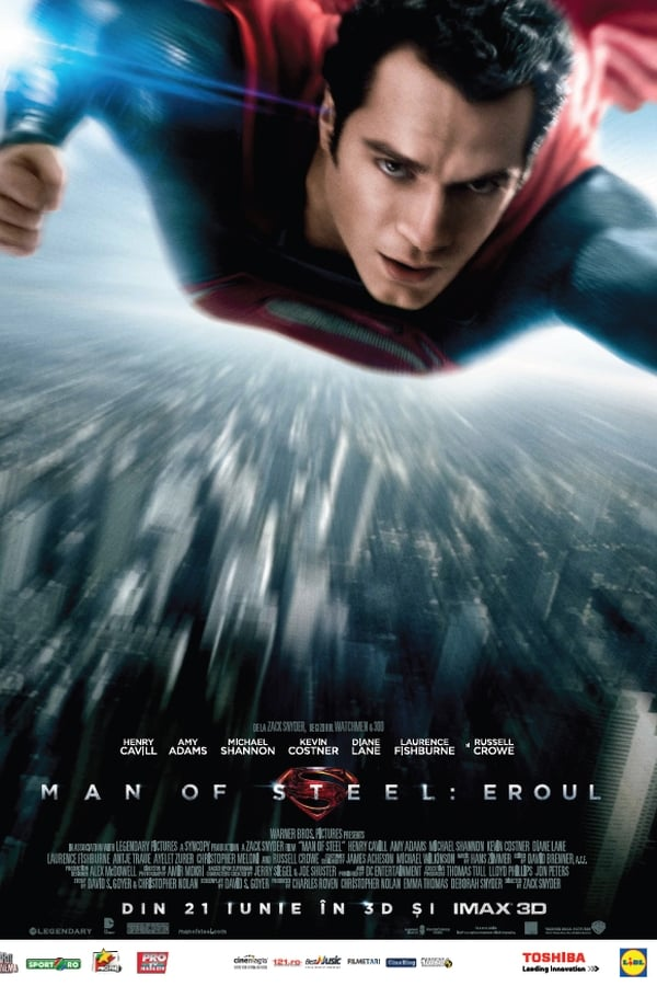 Man of Steel: Eroul - 2013