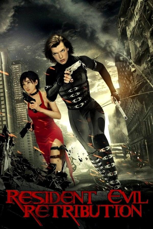 Resident Evil 5 Venganza (2012) HD 1080p Latino