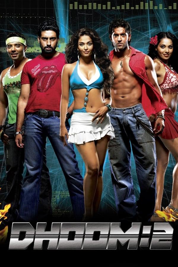 Dhoom 2 | 2006 | Hindi | 1080p | 720p | BRRip