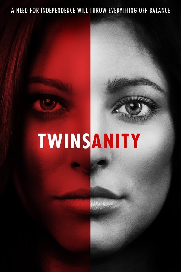 Twinsanity (2018) Poster
