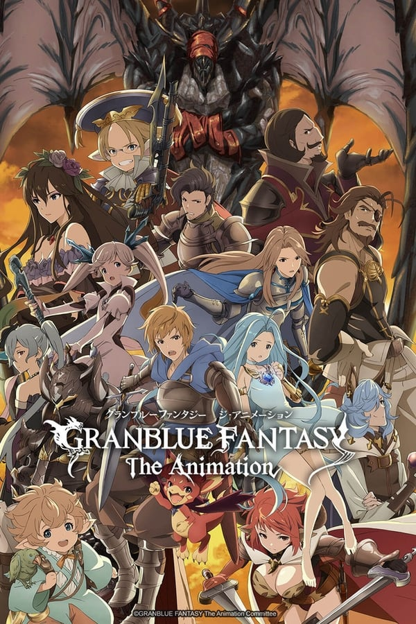 Granblue Fantasy The Animation Epizoda 4
