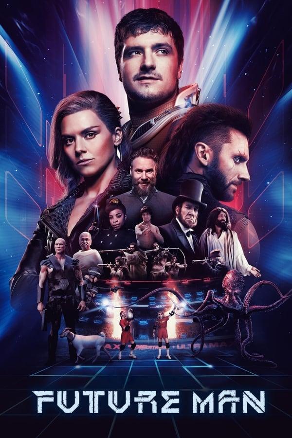 Future Man (2017) Poster
