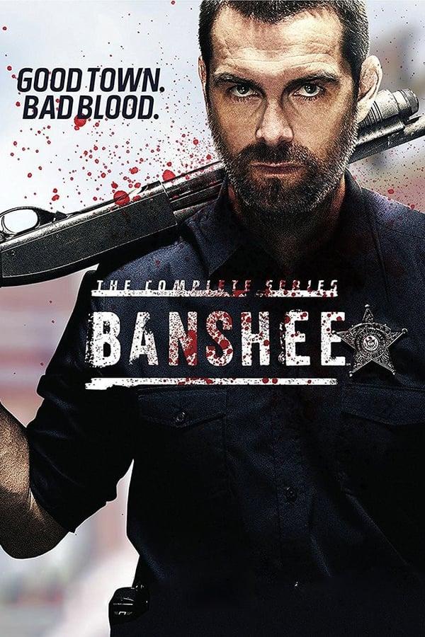 ბანში სეზონი 3 / Banshee Season 3 ქართულად