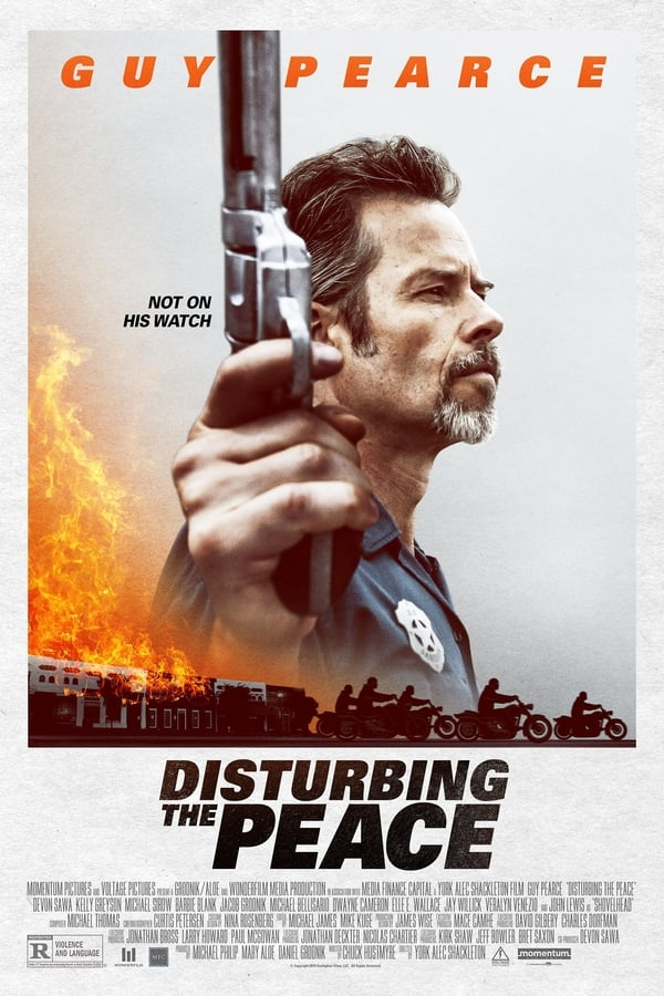 Disturbing the Peace on myflixer